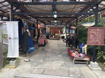 京都大原で期間限定ショップがオープンしましたよ